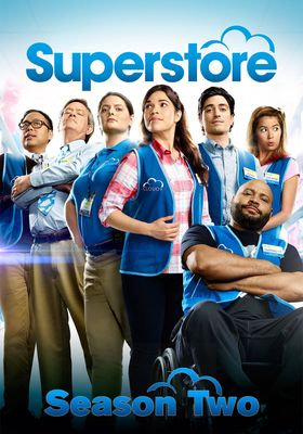 Superstore Season 2's Poster