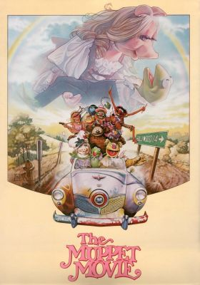 The Muppet Movie's Poster