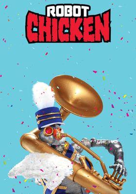 Robot Chicken Season 10's Poster