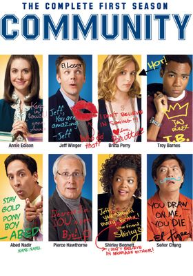 Community Season 1's Poster