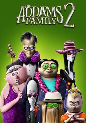 The Addams Family 2's Poster
