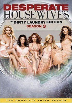 『デスパレートな妻たち シーズン3』のポスター