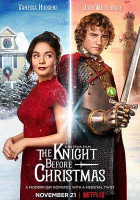 『クリスマス・ナイト 〜恋に落ちた騎士〜』のポスター
