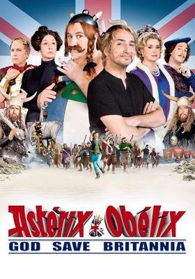 Astérix and Obélix: God Save Britannia's Poster