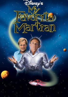 My Favorite Martian's Poster