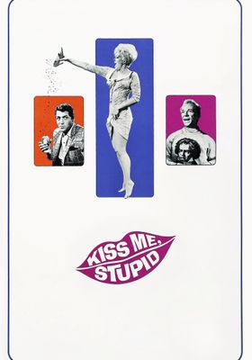Kiss Me, Stupid's Poster
