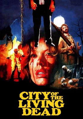 City of the Living Dead's Poster