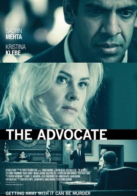 The Advocate's Poster