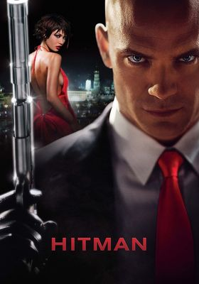 Hitman's Poster