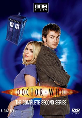 『ドクター・フー シーズン2』のポスター
