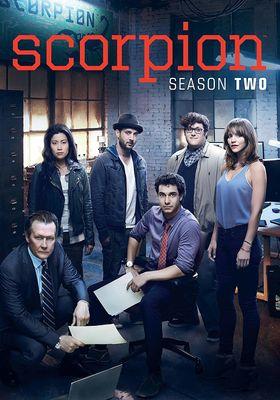 Scorpion Season 2's Poster