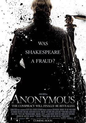 『もうひとりのシェイクスピア』のポスター
