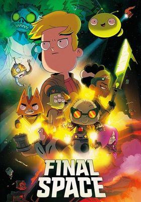 파이널 스페이스 시즌 2의 포스터