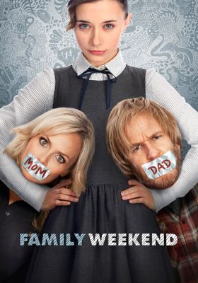 Family Weekend's Poster