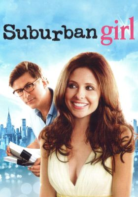 Suburban Girl's Poster