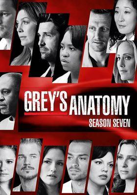Grey's Anatomy Season 7's Poster