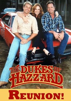 The Dukes of Hazzard: Reunion!'s Poster