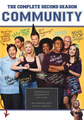 Community Season 2's Poster