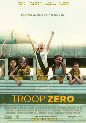Troop Zero's Poster