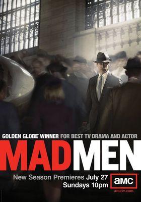 『マッドメン シーズン2』のポスター