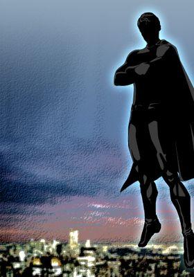 007 수퍼맨의 귀향의 포스터