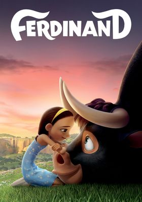 『Ferdinand』のポスター