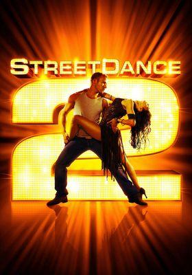 『ストリートダンス2』のポスター
