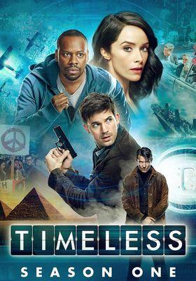Timeless Season 1's Poster