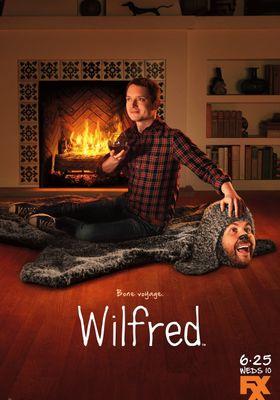 『ウィルフレッド シーズン 4』のポスター