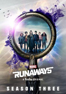 런어웨이즈 시즌 3의 포스터