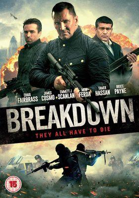 『Breakdown』のポスター