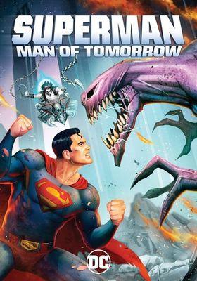 Superman: Man of Tomorrow's Poster