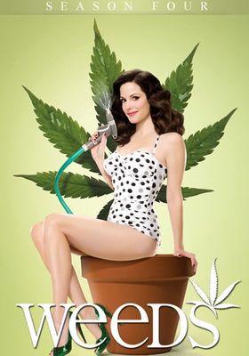 Weeds Season 4's Poster