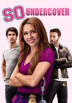 So Undercover's Poster