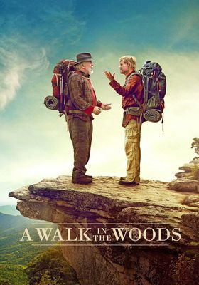 A Walk in the Woods's Poster