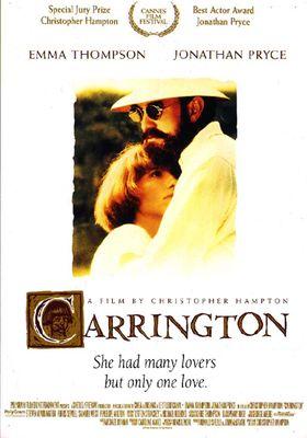 캐링턴의 포스터