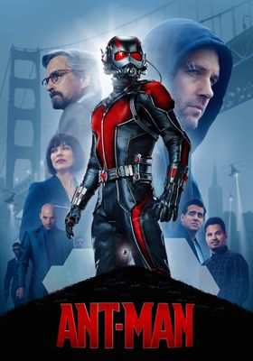Ant-Man's Poster