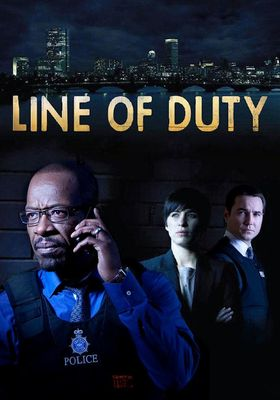 Line of Duty Season 1's Poster