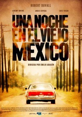 어 나잇 인 올드 멕시코의 포스터