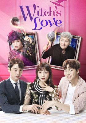 Witch's Love 's Poster