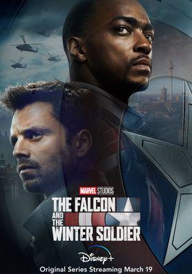 『ファルコン&ウィンター・ソルジャー』のポスター
