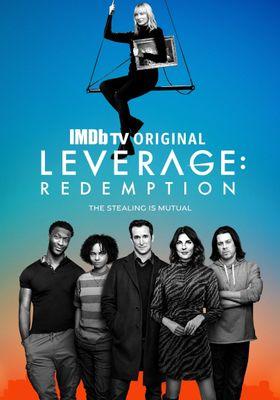 『Leverage: Redemption(原題)』のポスター