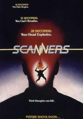 스캐너스의 포스터