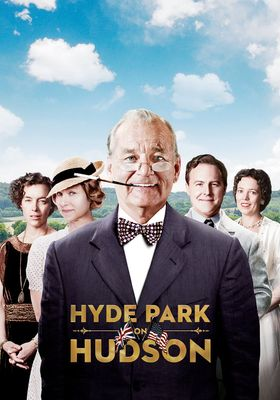Hyde Park on Hudson's Poster