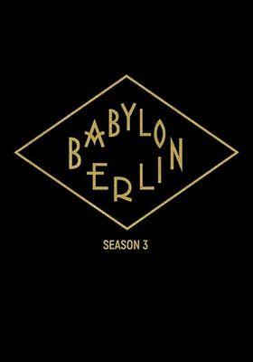 Babylon Berlin Season 3's Poster