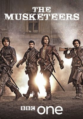 The Musketeers Season 1's Poster