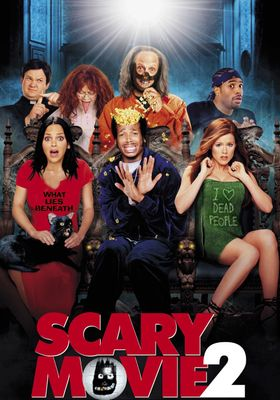 Scary Movie 2's Poster