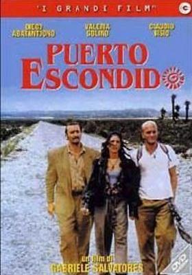 푸에르토 에스콘디도의 포스터