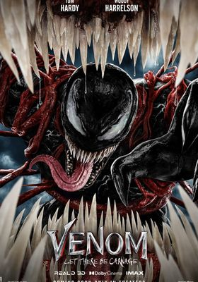 Venom: Let There Be Carnage's Poster