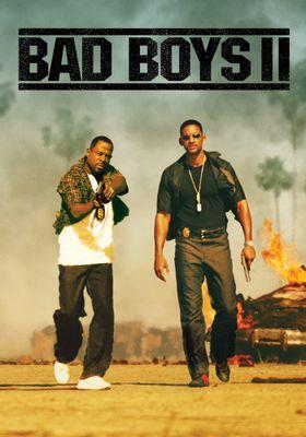 Bad Boys II's Poster